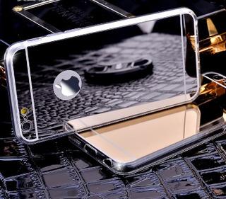Funda De Plastico Tpu Espejo iPhone 6 6s 6 Plus