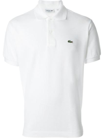 Camisas Masculinas Polo Lacoste Regular Fit Frete Grátis