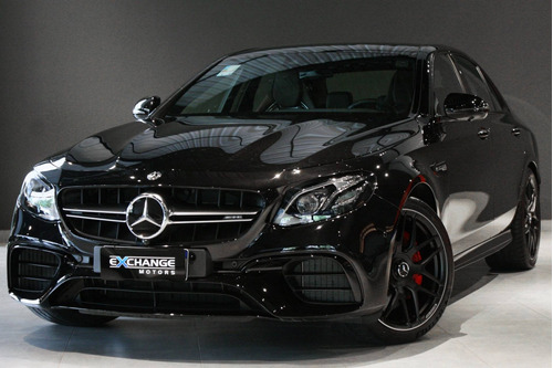 Mercedes-benz E 63 Amg 4.0 V8 Turbo Gasolina S 4matic+