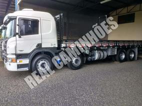 Scania P 310 4 Eixo Carroceria 2014/2014 Automatica