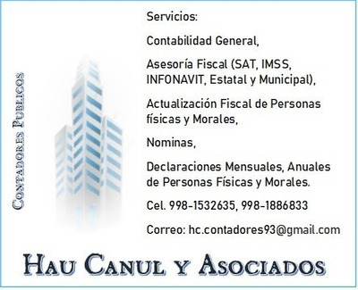 Servicios De Asesoría Y Contabilidad Financiera