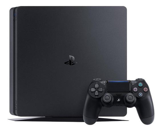 Sony PlayStation 4 Pro 1TB Fortnite jet black