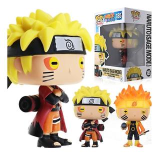 Funko Pop Naruto Uzumaki Shippuden Six Path Sasuke