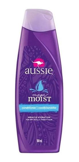 Condicionador Aussie Moist 180ml