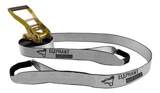 Cuerda Floja Elastica Elephant Slacklines Ecoline 10m - 50mm