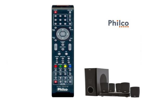 Controle Remoto Original Para Home Pht800b Pht900b Philco