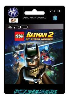 Ps3 Juego Lego Batman 2: Dc Super Heroes Pcx3gamers