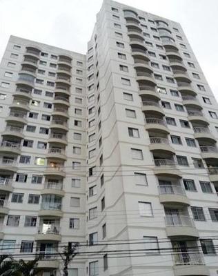 Apartamento Em Tatuapé, São Paulo/sp De 45m² 2 Quartos À Venda Por R$ 415.000,00 - Ap90660