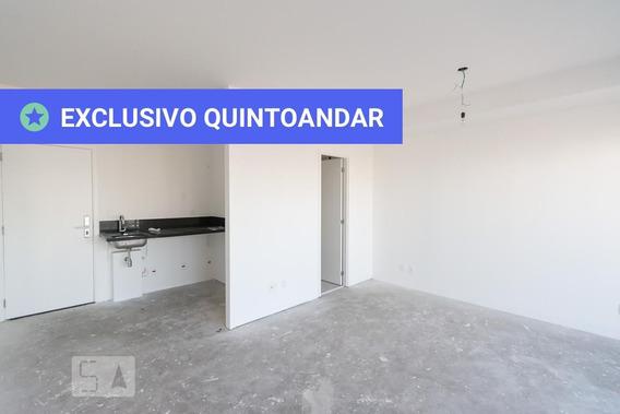 Studio No 10º Andar Com 1 Dormitório E 1 Garagem - Id: 892945539 - 245539