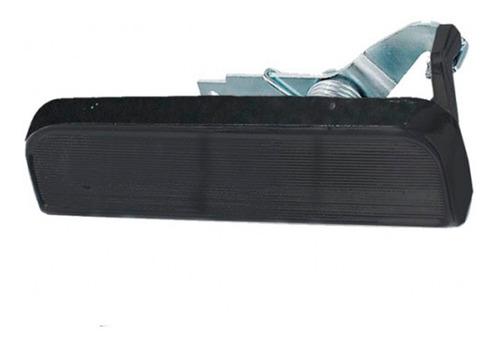 Imagen 1 de 7 de Manija Puerta Exterior Chevrolet Monza Negra Derecha.