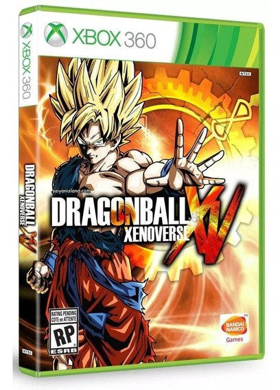 Jogo Novo Lacrado Dragon Ball Xenoverse Para Xbox 360
