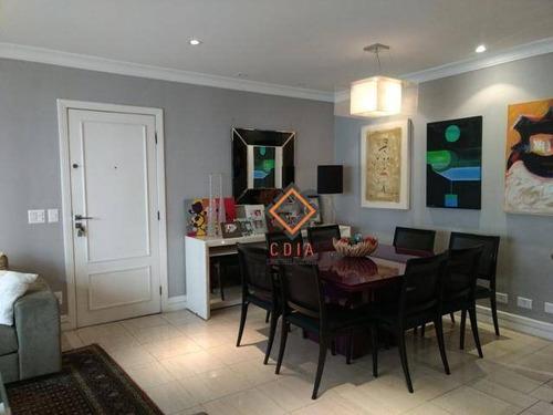 Apartamento Com 4 Dormitórios À Venda, 155 M² Por R$ 1.945.000,00 - Pinheiros - São Paulo/sp - Ap36837