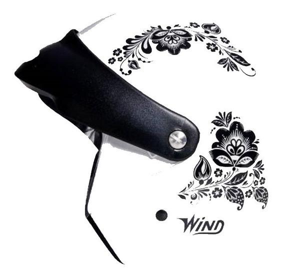 Capacete Aberto Taurus Wind Visor Flowers V3 Feminino