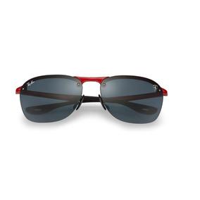 5bfcfc6d3 Ray Ban Justin Espelhado Vermelho - Óculos no Mercado Livre Brasil