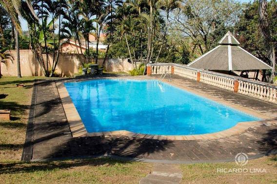Casa Residencial À Venda, Centro, Águas De São Pedro - Ca0545. - Ca0545