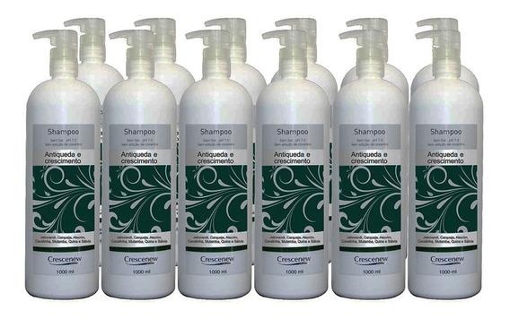Shampoo Acelerar Crescimento Cabelo Crescenew