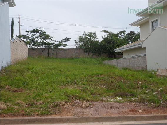 Terreno Residencial À Venda, Condomínio Residencial Portal Do Jequitiba , Valinhos. - Te0051