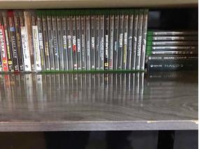 Jogos Xbox One E Ps3