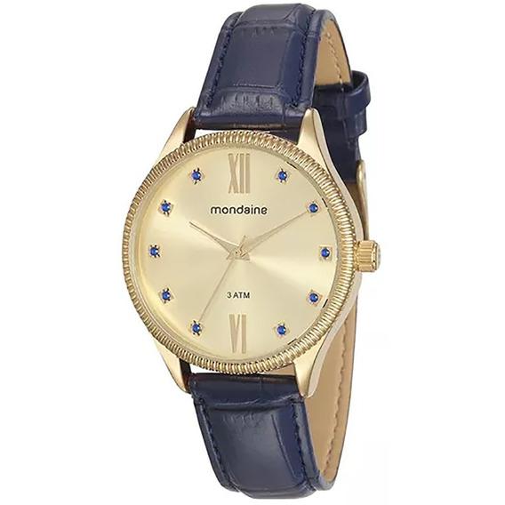 Relógio Mondaine Feminino Steel 76680lpmvdh2