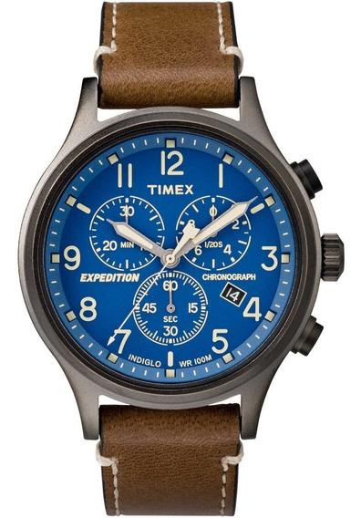 Relógio Timex Masculino Expedition Cronógrafo Tw4b09000