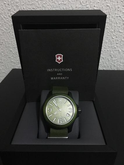 Relógio Victorinox Original Green (ref 241514)