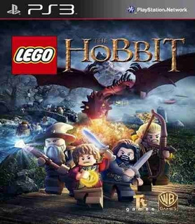 Lego The Hobbit Ps3 Fisico Usado Blu Ray Impecable Estado.