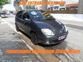 Renault Scenic 1.6 16v Rxe 2002/2003