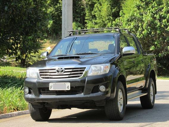 Toyota Hilux 3.0 Srv 4x4 Cd Turbo Intercooler Diesel 2013