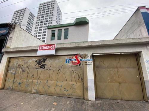 Imagem 1 de 4 de Prédio Para Alugar, 600 M² Por R$ 17.900,00/mês - Jardim Anália Franco - São Paulo/sp - Pr0158