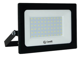 Proyector Reflector Candil Led 50w Exterior Alta Luminosidad