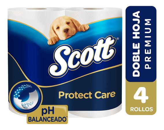 Papel Higienico Scott Protect 4 Un
