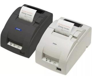 Impresora Tickeadora Comandera Epson Tm-u 220b Serie