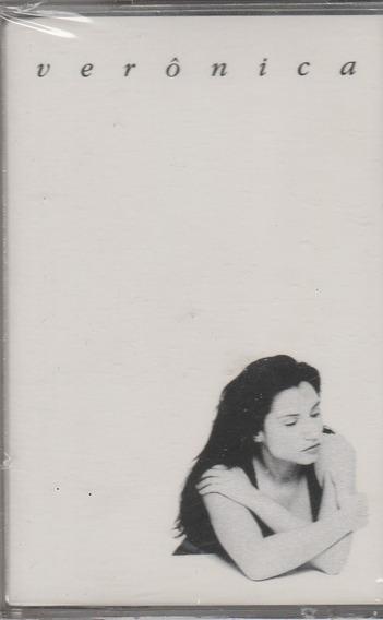 Fita K7 Cassete Verônica Sabino - 1993 - Lacrada