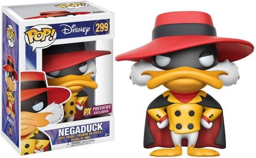 Funko Pop! Darkwing Duck Negaduck Px