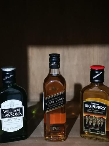 Petaca De Whisky Las 3 X 600