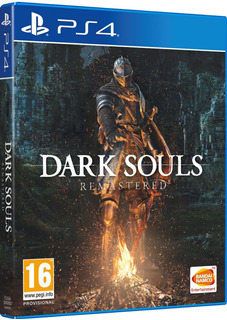 Dark Souls Remastered Ps4 Play Station 4 - Stock Disponible