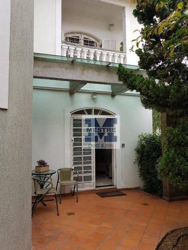 Sobrado Com 3 Dormitórios À Venda, 282 M² Por R$ 880.000,02 - Ponte Grande - Guarulhos/sp - So0458