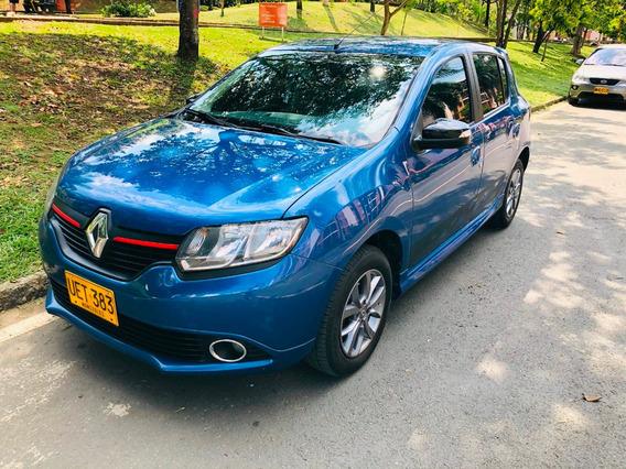 Renault Sandero Automatico