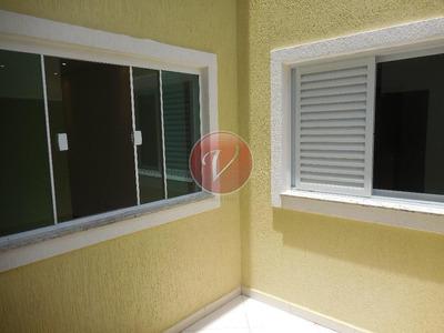 Apartamento Sem Condomínio À Venda, Vila Camilópolis, Santo André. - Ap7625