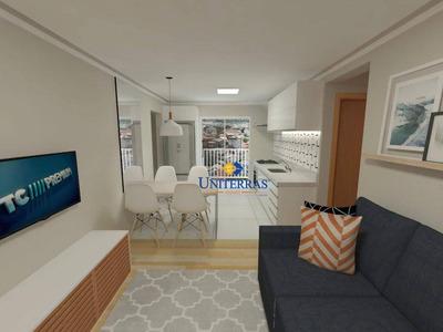 Apartamentos Para Venda Em Colombo No Bairro Osasco - Ap0190