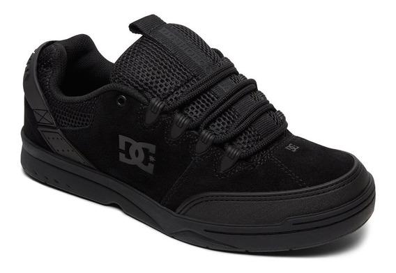 Zapatillas Dc Shoes Mod Syntax Negro Negro Coleccion 2019