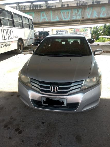 Honda City 1.5 Ex Flex 4p 2010