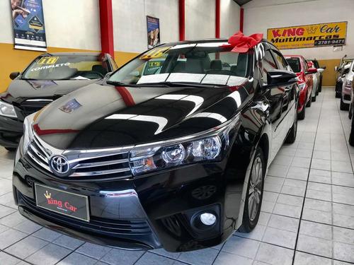 Corolla 2016 2.0 Xei Flex Automatico Kingcar Multimarcas