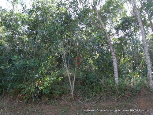 Imagem 1 de 30 de Terreno À Venda, 1285 M² Por R$ 510.000,00 - Forest Hills - Jandira/sp - Te0796