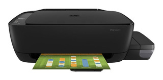 Impresora a color multifunción HP Ink Tank 315 220V negra