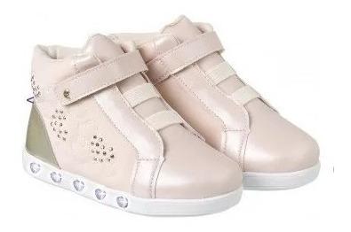 Tênis Pampili 165093 Sneaker Luzinha Schuh Haus I 10585
