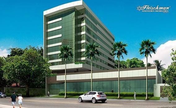 Sala À Venda, 42 M² - Aflitos - Recife/pe - Sa0194