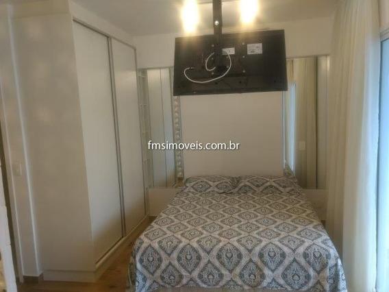 Kitchenette Para Para Alugar Com 1 Quarto 1 Sala 35 M2 No Bairro Bela Vista, São Paulo - Sp - Ap284832mk