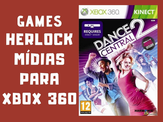 Dance Central 2 - Mídia Digital - Xbox 360