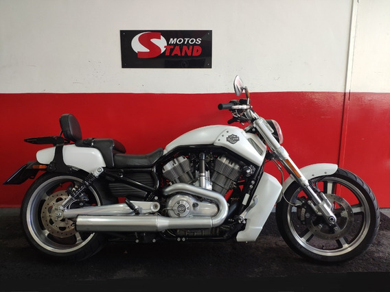 Harley Davidson Vrscf V-rod Vrod Muscle Abs 2014 Branca